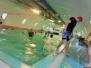 júniusi KM5 Edzőtábor - Medencés edzés / fight in water