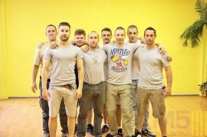 KM5 csapat