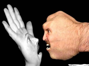 face-punch