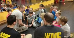 KM5KravMaga Gyerek tréning 17.04.01.1. csoport 2